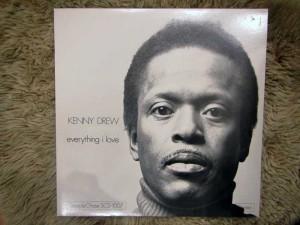 Kenny Drew everything I love