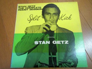 Stan Getz The complete roost session Sprit Kick featuring Stan Getz