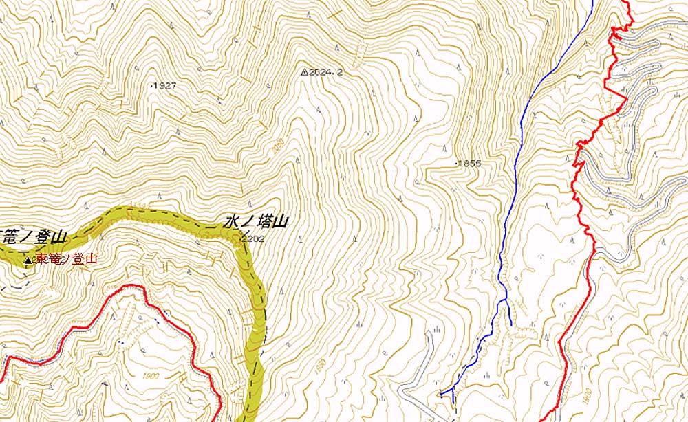 湯の丸スキー場から嬬恋村のキャベツ畑まで約16キロのロングツアー