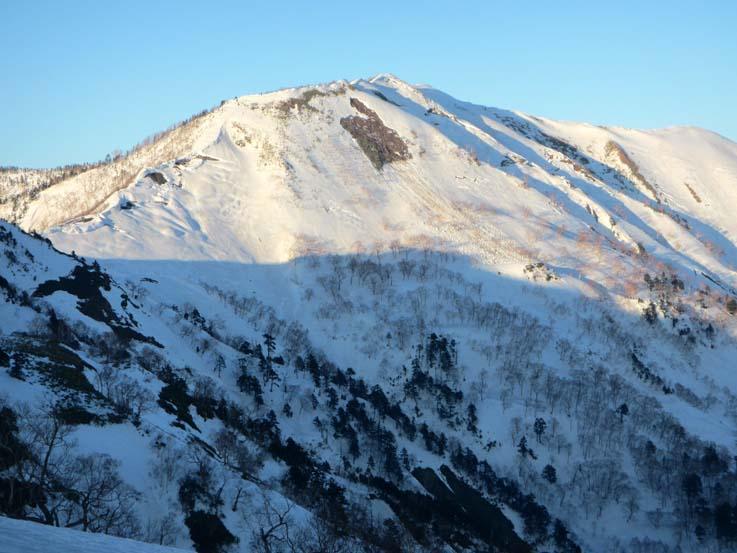 白砂山 2013年3月15日 PM5:12