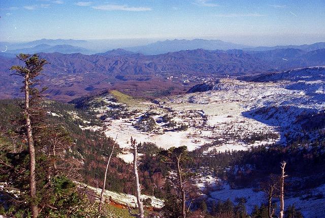 野反湖うらやまガイド1989年11月の日本国道最高地点