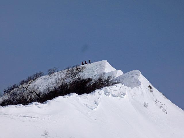 野反湖うらやまガイド白砂山頂