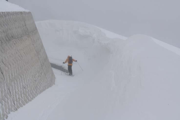 今年は雪不足だけどとりあえず・・・